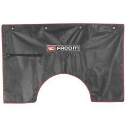 FACOM Fodera parafango non magnetica a ventose - 1