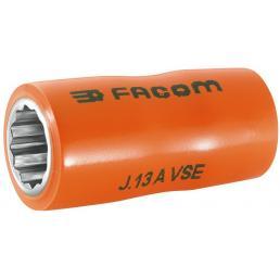 "FACOM J.AVSE - Bussole 3/8"" poligonali isolate 1000 Volt serie VSE - 1"