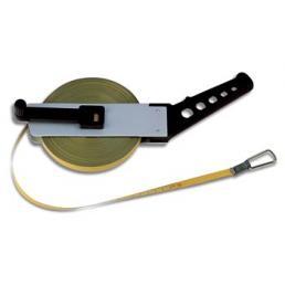 USAG Rotella metrica con impugnatura e nastro in acciaio - 1