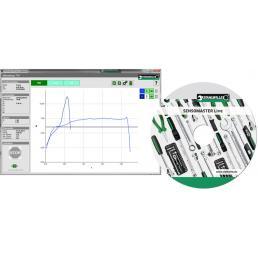 STAHLWILLE Software SENSOMASTER Live per MANOSKOP® 714 - 1