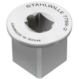 """STAHLWILLE Adattatore per quadro interno 3/4"""" esterno 1 1/2"""" - 1"""
