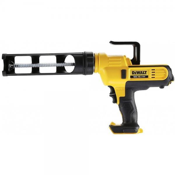 DeWALT Pistola per Silicone XR 18V - 1