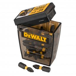 DeWALT Set 25 Pezzi inserti Torsion - 1