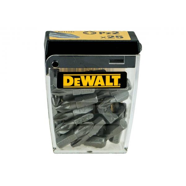 DeWALT DT71521-QZ - Set 25 Pezzi Inserti 25 mm - 1