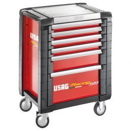 USAG Carrello con assortimento Industria 45 I1 (86 pz.) - 1