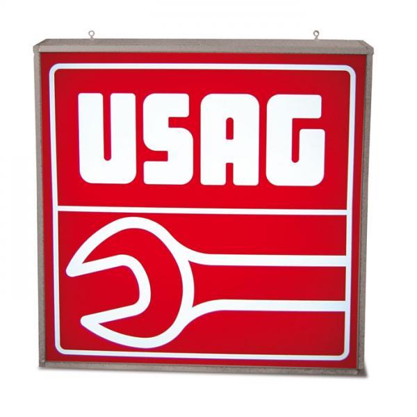 USAG U37850025G - 3785 E - Insegna luminosa da esterno - 1