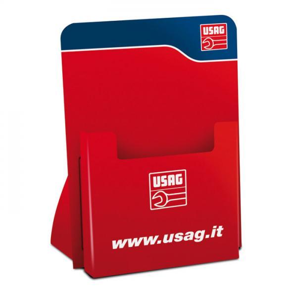 USAG U37830001G - 3783 A - Porta depliant da banco - 1