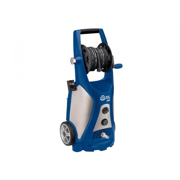 ANNOVI REVERBERI 12909 - AR 590 Idropulitrice Professionale ad acqua fredda AR BLUE CLEAN 160 bar, 600 l/h, 2800W - 1