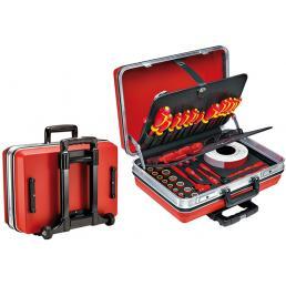 STAHLWILLE Set valigetta VDE con 48 utensili - 1