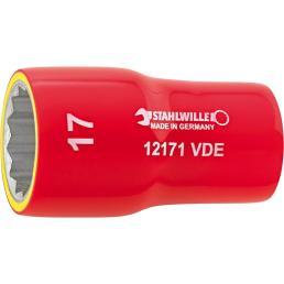 "STAHLWILLE Chiavi a bussola 3/8"" VDE - 1"