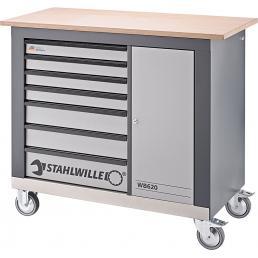 STAHLWILLE Banco da lavoro mobile - 1