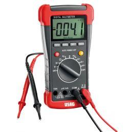 USAG Multimetro Digitale Professionale - 1