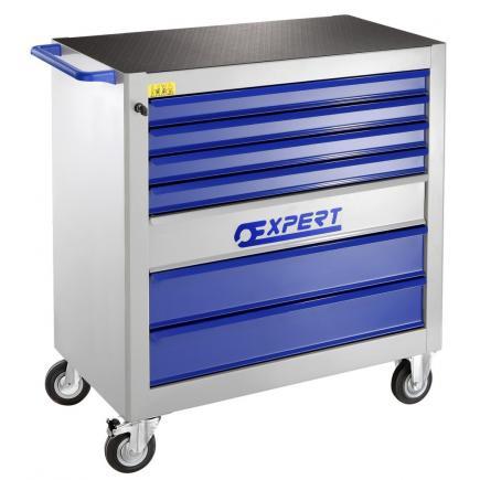 EXPERT Carrello 7 cassetti 4 moduli a cassetto - 1
