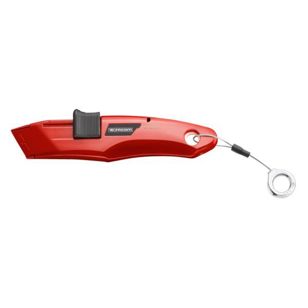 FACOM 844.DSLS - Coltello di sicurezza a lama retrattile automatica SLS - 1