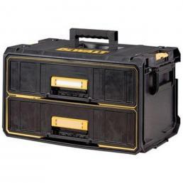 DeWALT TOUGH SYSTEM DS290 unità con doppio cassetto con guarnizione - 1