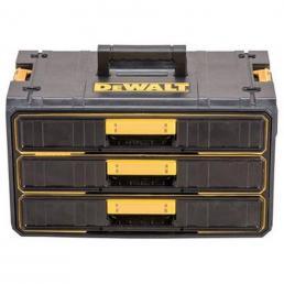 DeWALT TOUGH SYSTEM DS295 unità con triplo cassetto con guarnizione - 1