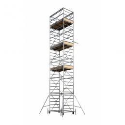 GIERRE Kit ancoraggio a parete per torre mobile gigantissimo - 1