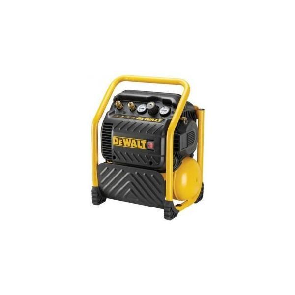 DeWALT DeWalt DPC10QTC QS Compressore super 9,4L silenziosa - 1