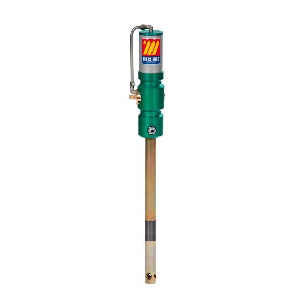 MECLUBE 010-1000-000 - Pompa pneumatica per grasso R 60:1 Mod. 660 12 16 kg - 2