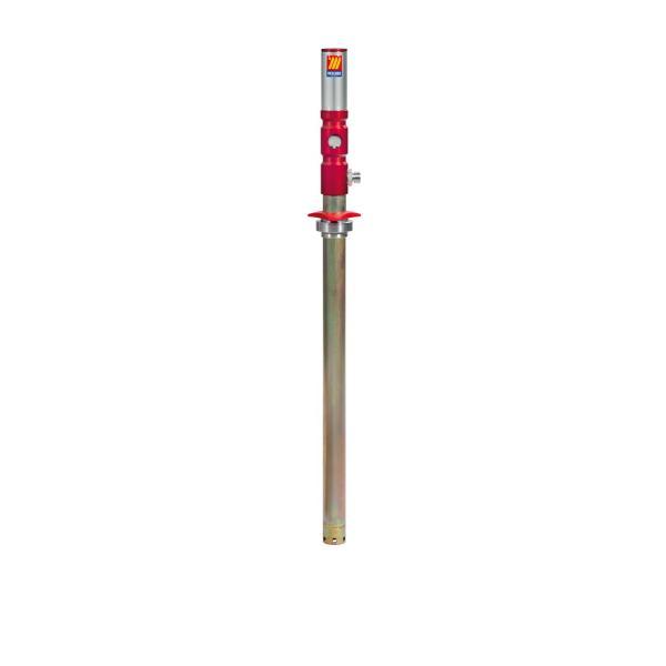 MECLUBE 020-0980-000 - Pompa pneumatica per olio e affini Mod.501 R 1:1 Portata 35 l/min per fusti da 50 60 l - 1