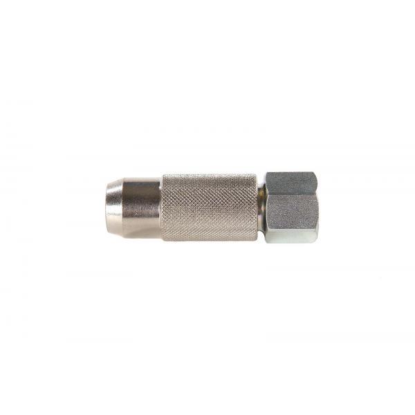 """MECLUBE Valvola antigoccia manuale alta portata Ø 18 mm con attacco entrata F 1/2"""" G - 1"""