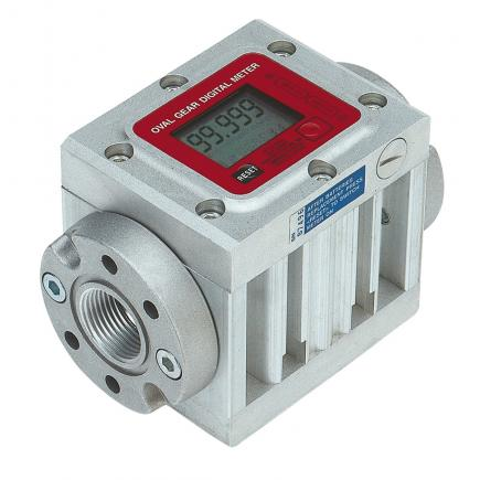 MECLUBE Contalitri digitale per olio alta portata Portata max 150 l/min - 1