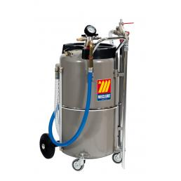 MECLUBE Aspiratore industriale pneumatico per liquidi 90 l - 1