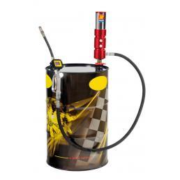 MECLUBE Completo olio per fusti da 180 220 l Portata pompa 40 l/min - 1
