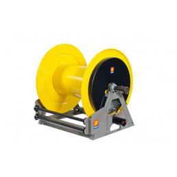 MECLUBE Avvolgitubo industriale motorizzato idraulico PER GASOLIO 10 bar Mod. MI 650 - 1