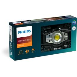 PHILIPS Proiettore Philips a LED ricaricabile in alluminio EcoPro50 - 1