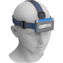 PHILIPS Torcia senza fili Philips a LED a doppio uso tasca e testa - 1
