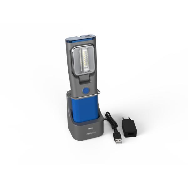 Torcia Philips cordless LED...