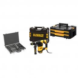 DeWALT DeWalt D25334KPACK IT KIT TASSELLATORE 950W + TSTAK + Set 11 punte e 4 scalpelli - 1