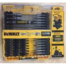DeWALT Set 40 pezzi per avvitare - 1
