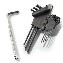 FACOM Serie di 9 chiavi maschio in astuccio  ed. limitata - 1