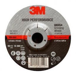 3M Cubitron™ II Disco da taglio T42 - 1