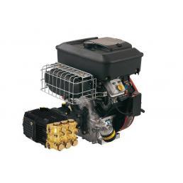 Pompa volumetrica alternativa a 3 pistoni per...
