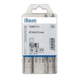 STAHLWILLE Set di 4 punte Baum Super Plus - 1