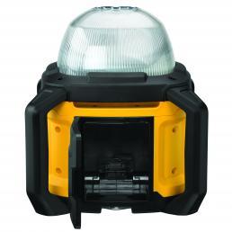 DeWALT Faro Led 18V con fascio di luce a 360° - 1