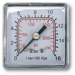 USAG Ricambio manometro per 930/1/4 ÷ 3/4 - 1