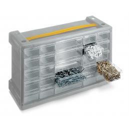 TERRY Cassettiera portaminuterie in plastica - 25 cassetti - 1