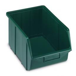 TERRY Contenitore porta minuterie in plastica impilabili 22x35,5x16,7 - 1
