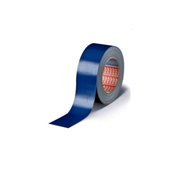 TESA Nastro adesivo per segnalazione di superfici in PVC blu - 1