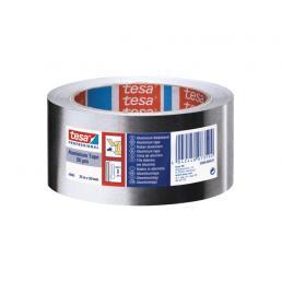 TESA Nastro adesivo ignifugo in alluminio con liner di protezione - 1