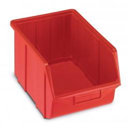 TERRY Contenitore porta minuterie in plastica impilabili 22x35x16,7 - 2