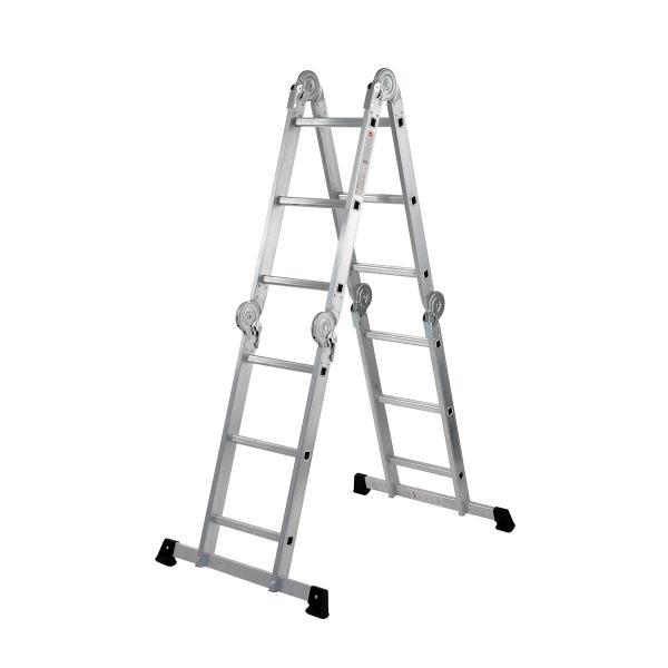 GIERRE Scala multiposizione in alluminio - 1