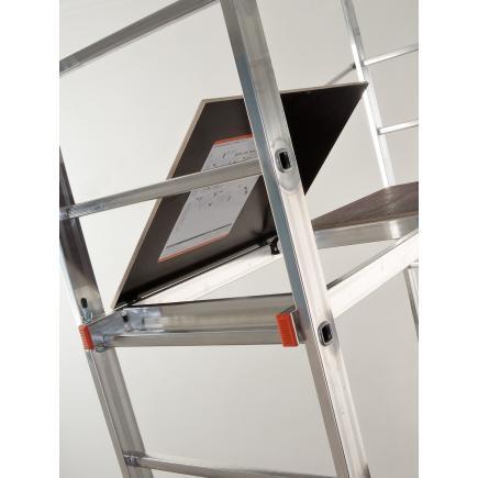 GIERRE Trabattello in alluminio Fast&Lock 400 - 2