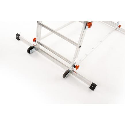 GIERRE Trabattello in alluminio Fast&Lock 400 - 5