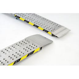 GIERRE Rampa di carico richiudibile in alluminio - 4