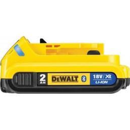 DeWALT Batteria XR agli ioni di litio 18V con connessione Bluetooth - 1